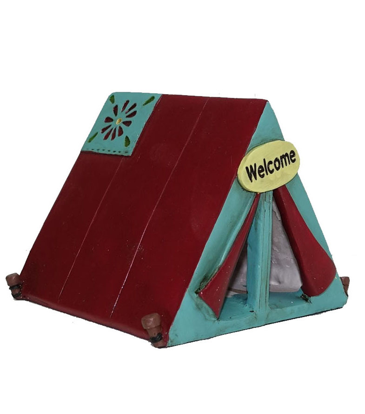 Bloom Room Littles Resin Camping Tent