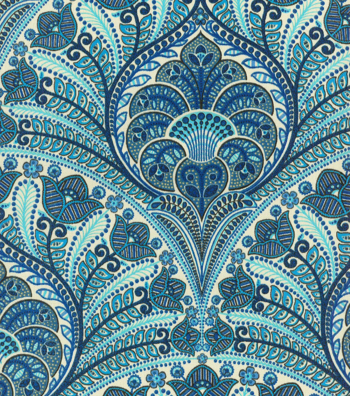 Tommy Bahama Outdoor Fabric 54\u0022-Crescent Beach Riptide