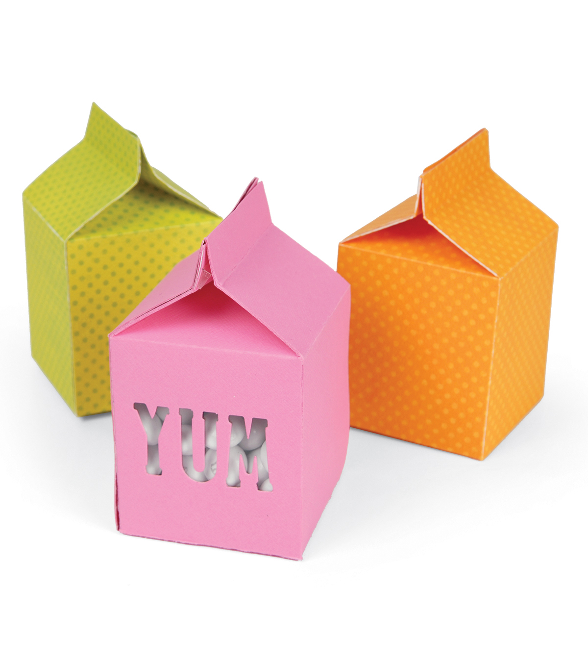 Sizzix™ Movers & Shapers™ L Die-Milk Carton Box
