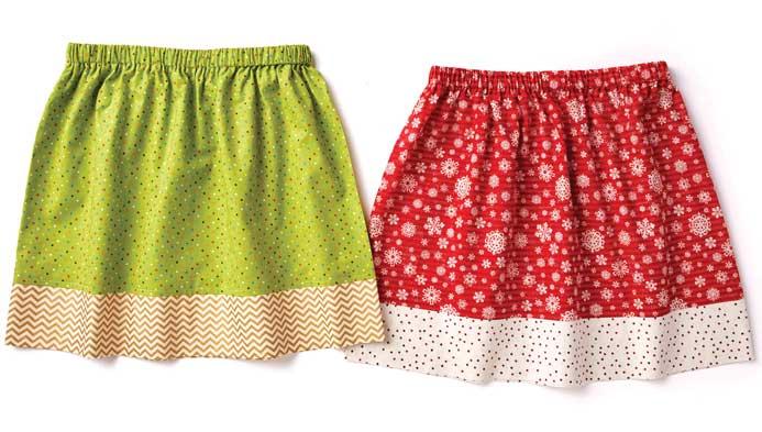 Kids' Simple Skirt