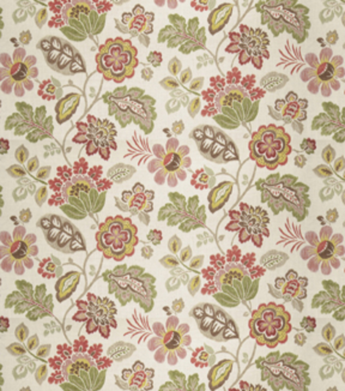 "Home Decor 8""x8"" Fabric Swatch-Eaton Square Inheritance Garden"
