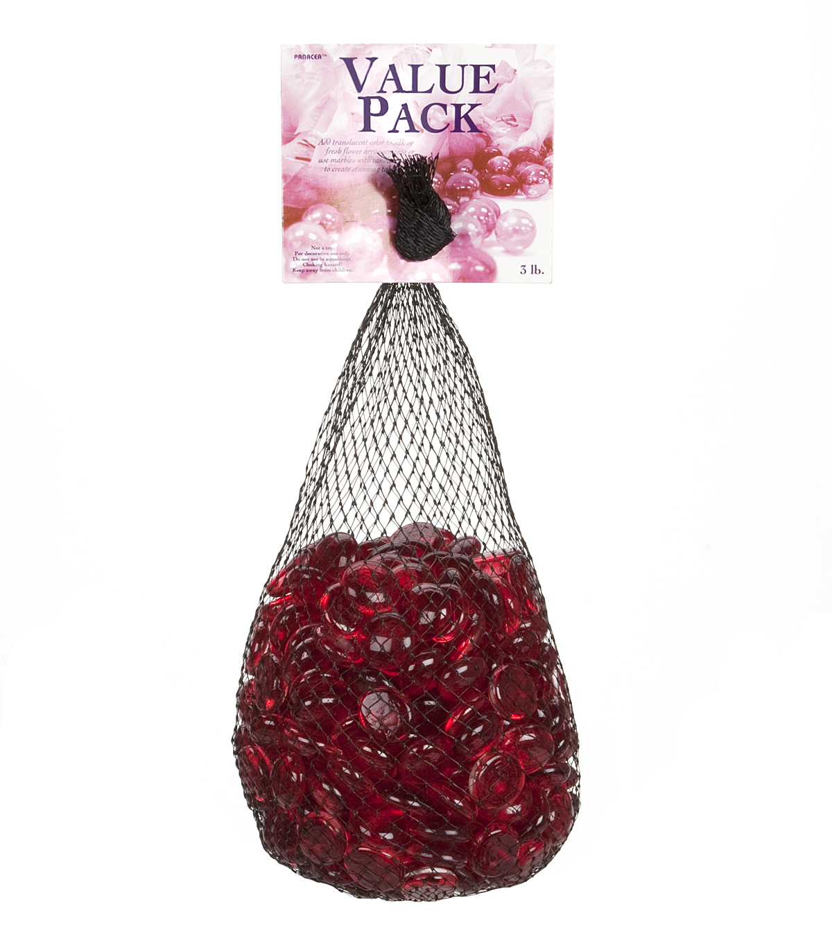 Panacea Products Ruby Red Gems Value Pack-3 lbs