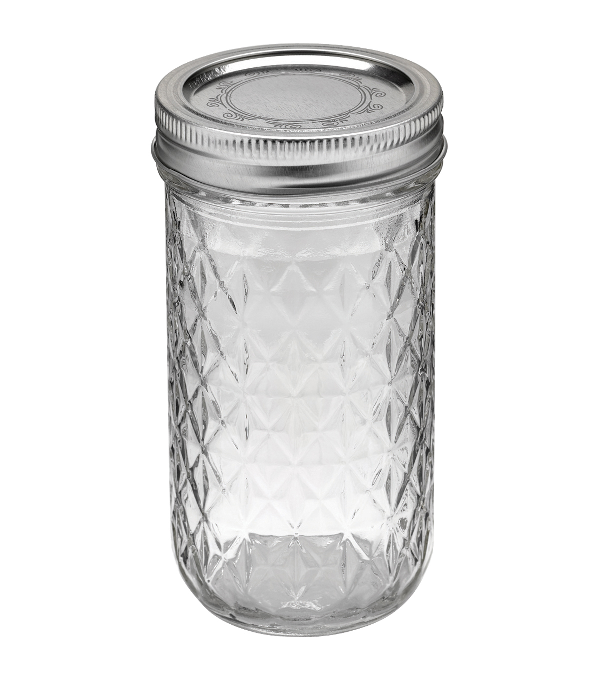 Ball Quilted Crystal Jelly Jar-12 Ounces-Case of 12 | JOANN : quilted ball - Adamdwight.com
