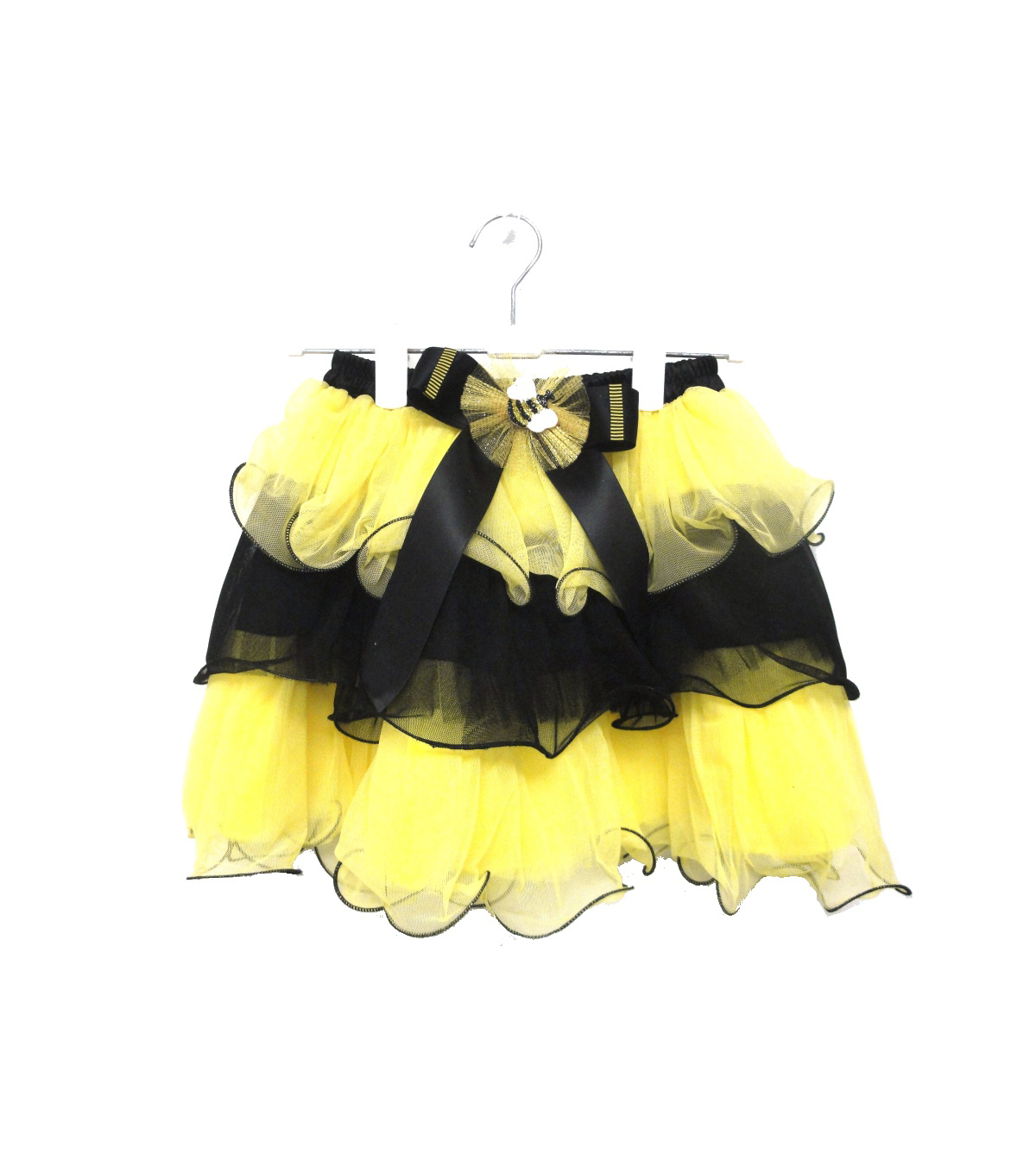 Maker\u0027s Halloween Child Tutu-Bumblebee