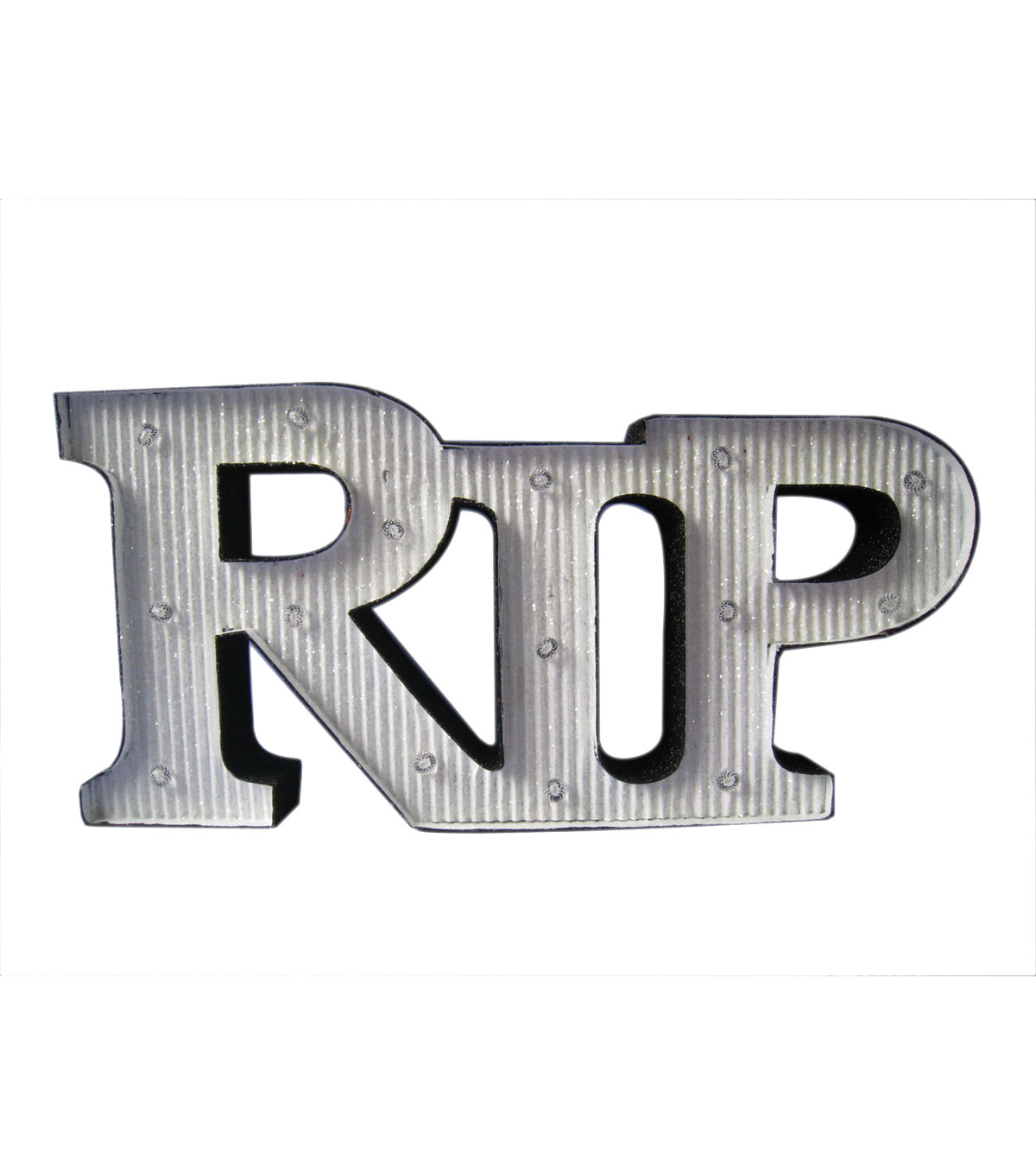 Maker\u0027s Halloween RIP Large Marquee LED