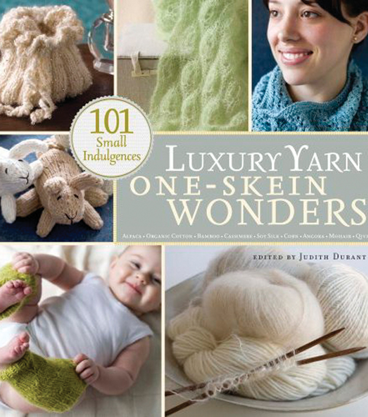 Luxury Yarn One-Skein Wonders Book