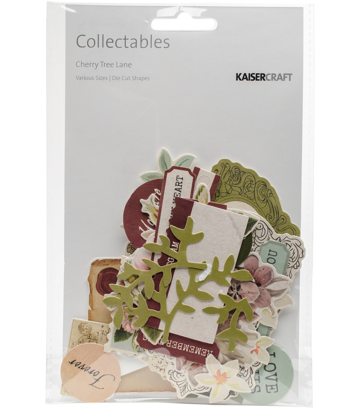 Kaisercraft Collectables Cardstock Die-Cuts-Cherry Tree Lane