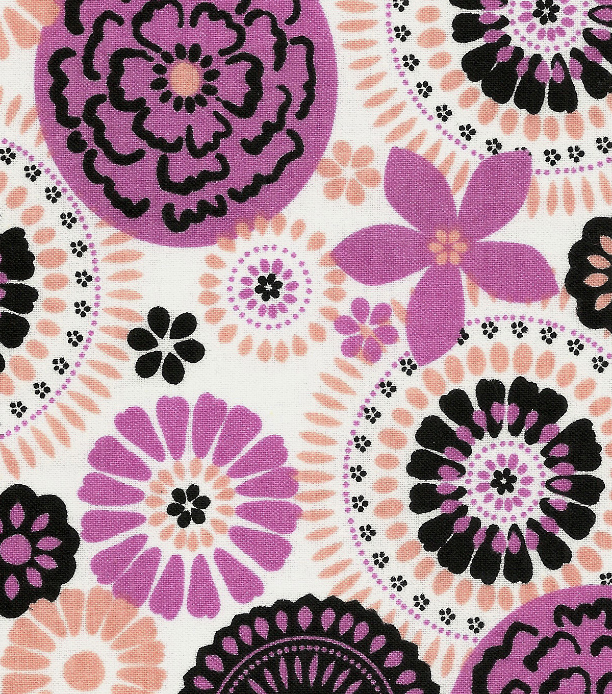 "Quilter's Showcase™ Cotton Fabric 44""-Opera Medallion"