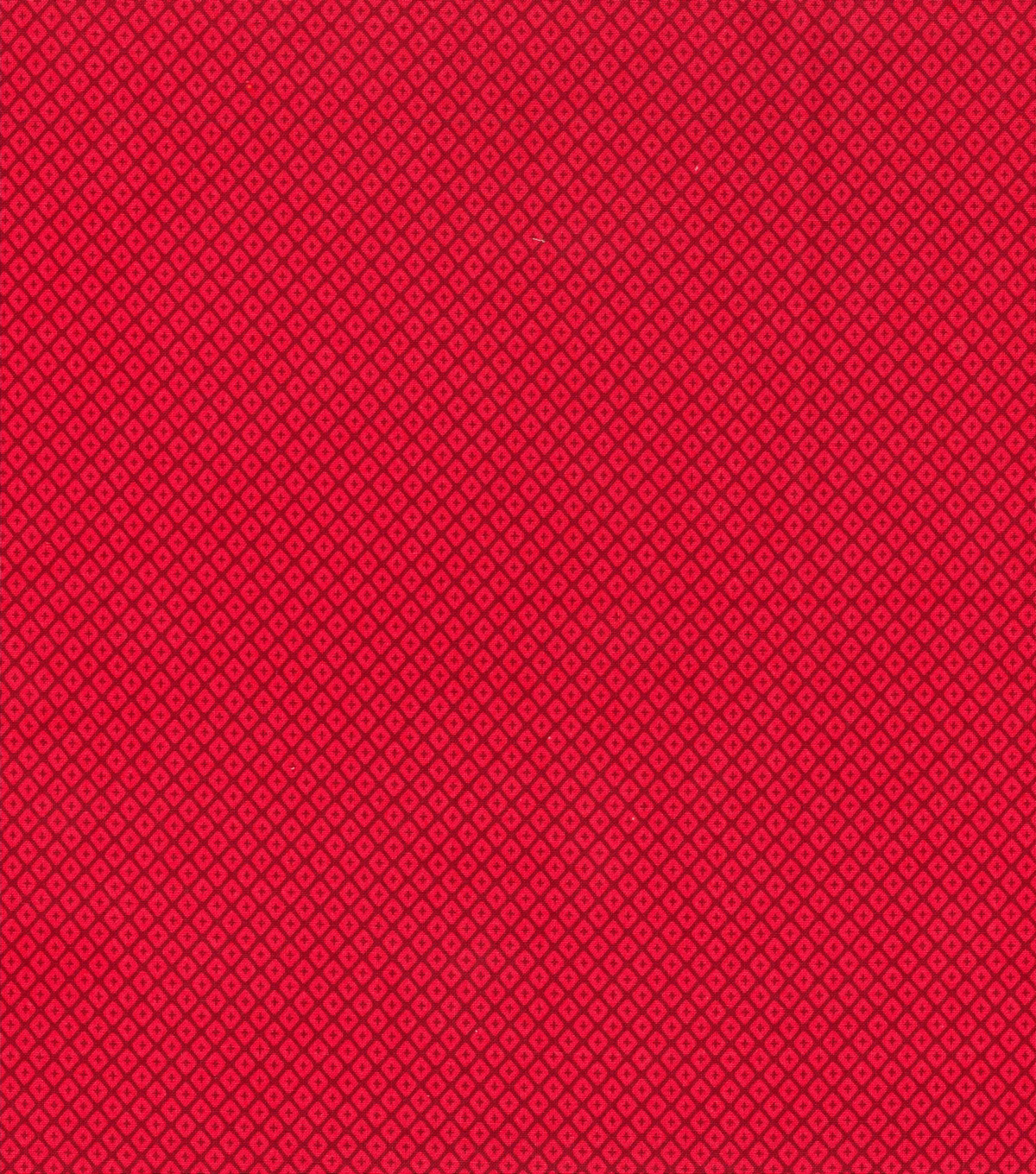 Keepsake Calico™ Cotton Fabric 43\u0022-Diamond Red Tonal