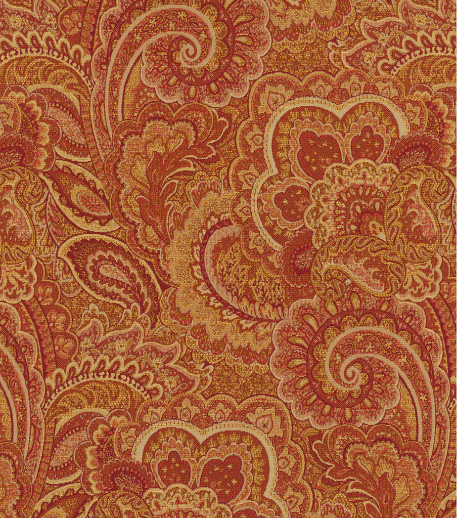 Waverly Upholstery Fabric-Jewel Box/Cordial