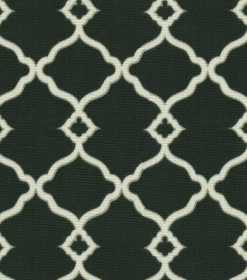 "Home Decor 8""x8"" Fabric Swatch-Chippendale Onyx"