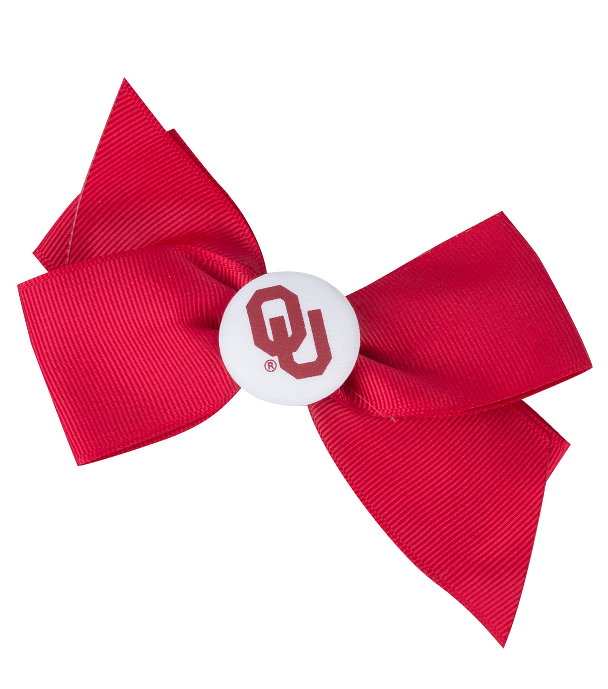 University of Oklahoma Sooners Hair Barrette