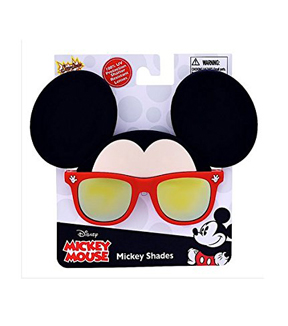 Sun-Staches Sunglasses-Mickey Mouse