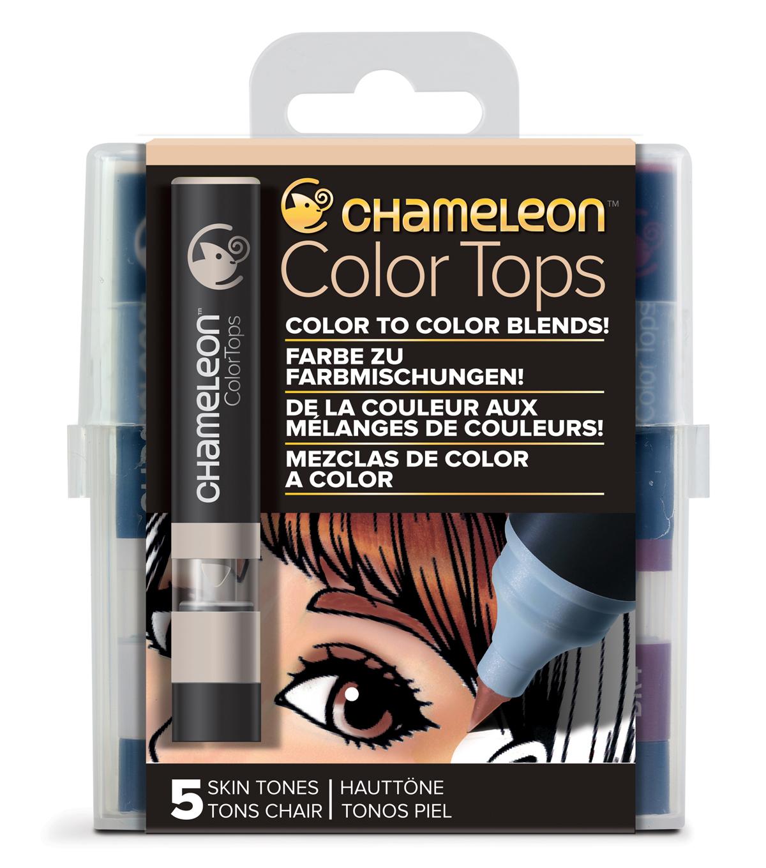 Chameleon 5 pk Color Tops Set-Skin Tones   JOANN