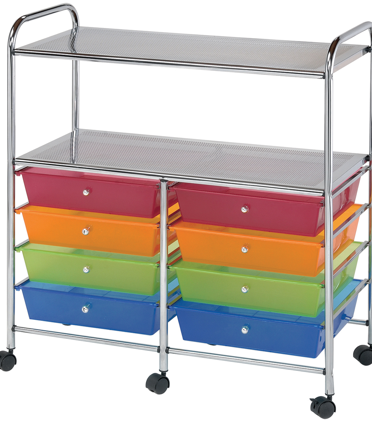 Plastic Storage Plastic Drawers Bins And Boxes JOANN - Craft organizer cart on wheels
