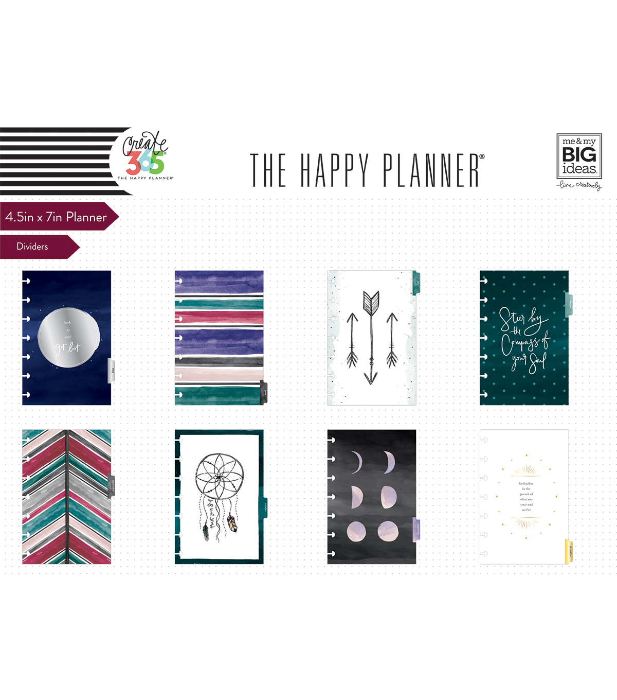 Create 365 The Happy Planner™ Mini Planner-Boho