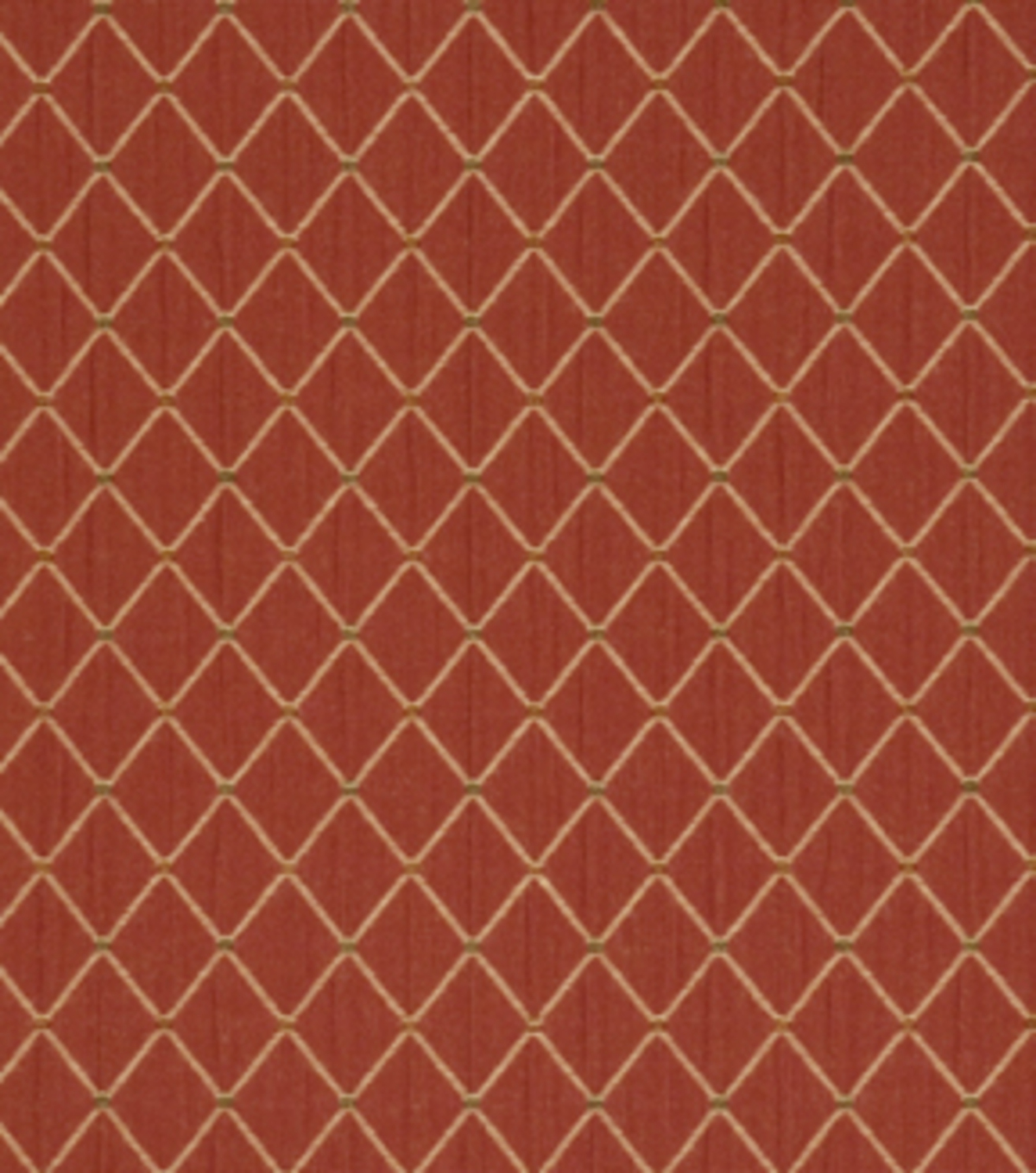 "Home Decor 8""x8"" Fabric Swatch-Upholstery Fabric Eaton Square Restful Brick"