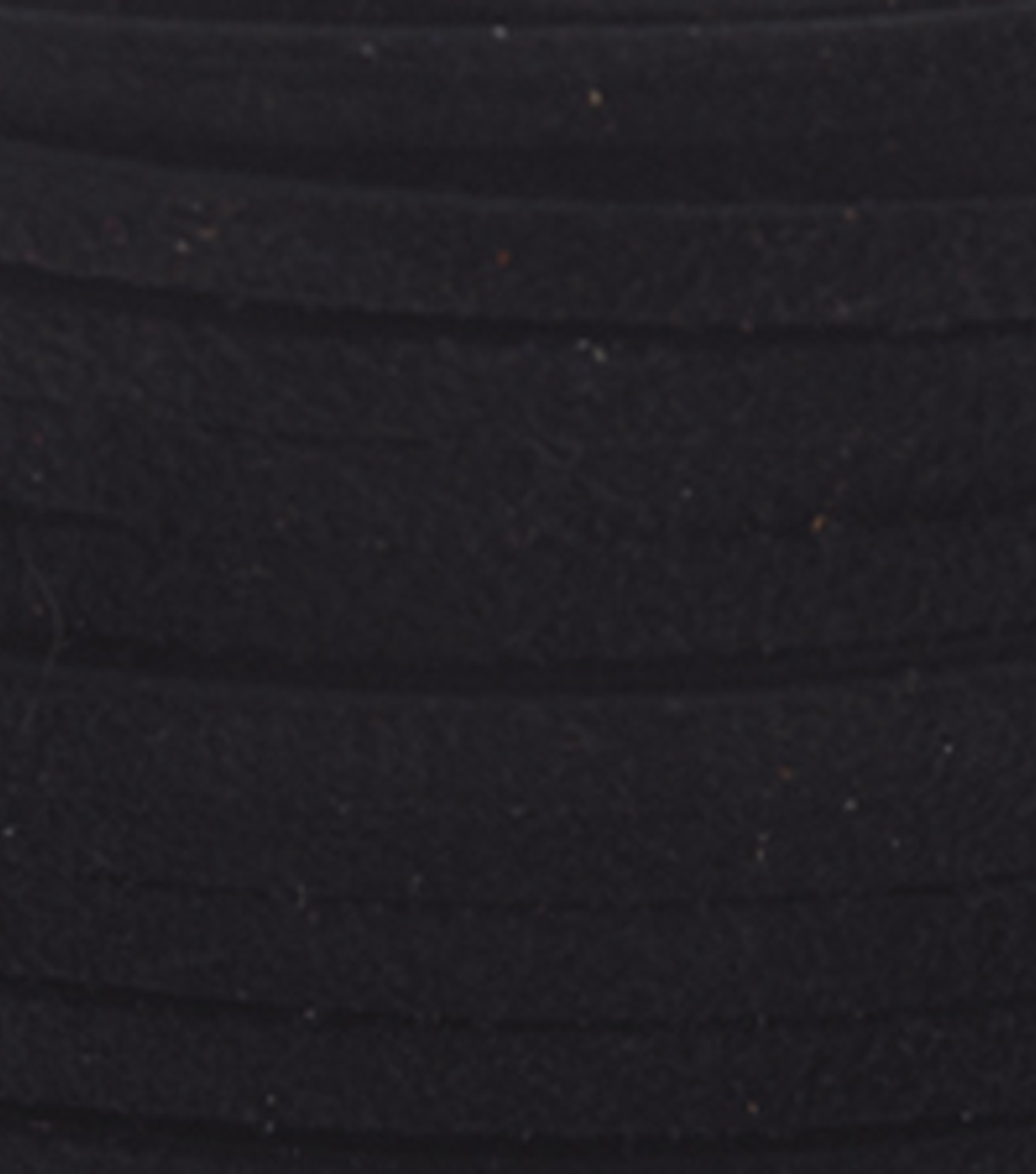 Black -suede Lace 1/8x25 Yd
