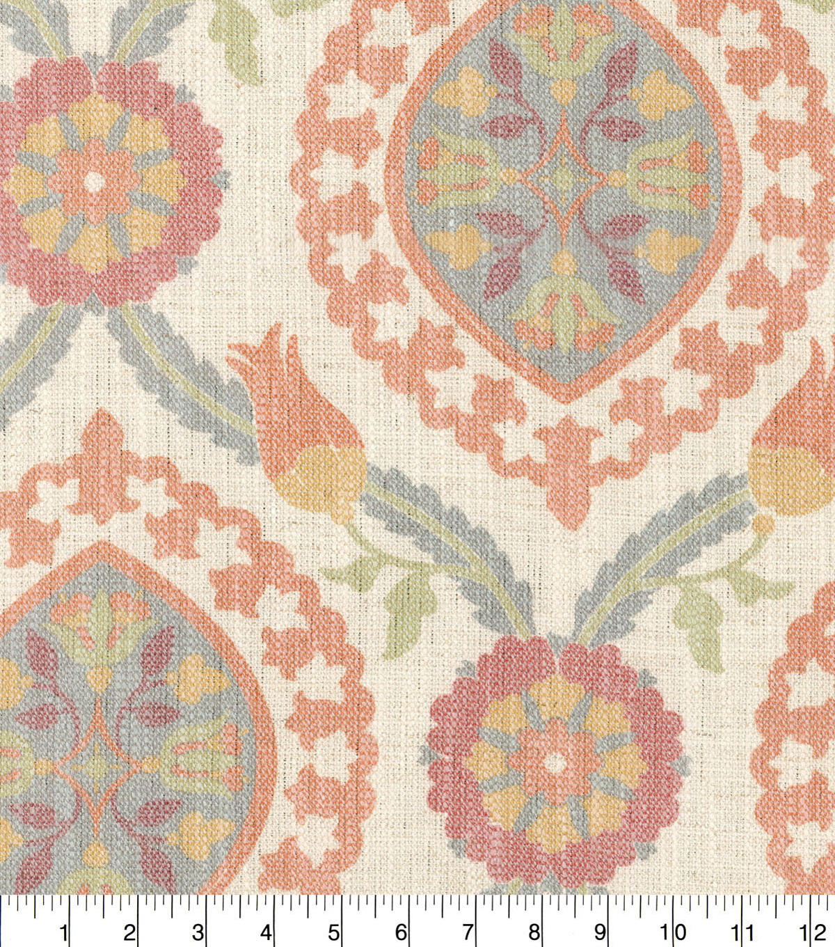 "P/K Lifestyles Upholstery Fabric 54""-Global Attraction Butternut"