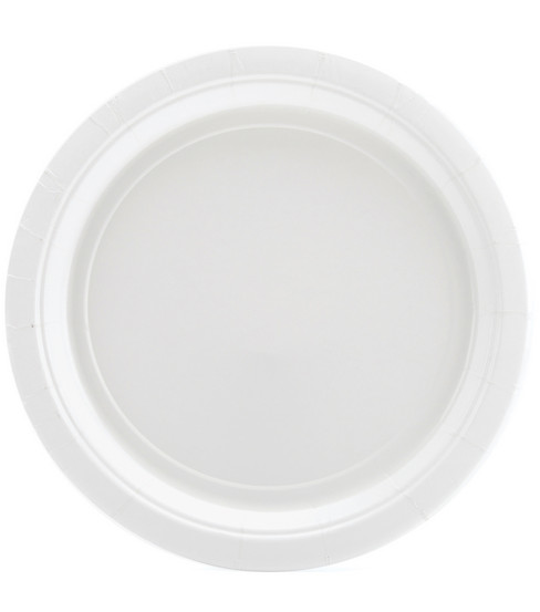 Amscan Big Party Pack 9\u0027\u0027 Dinner Paper Plates-60PK