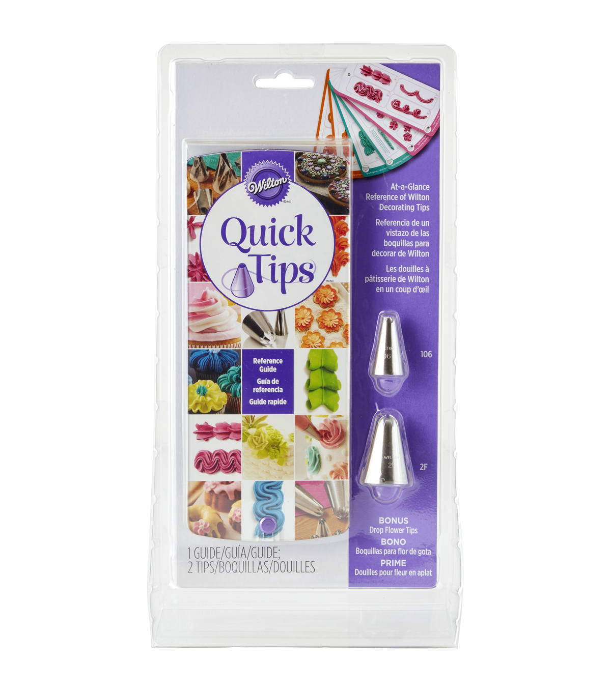 Wilton® Quick Tips Reference Guide