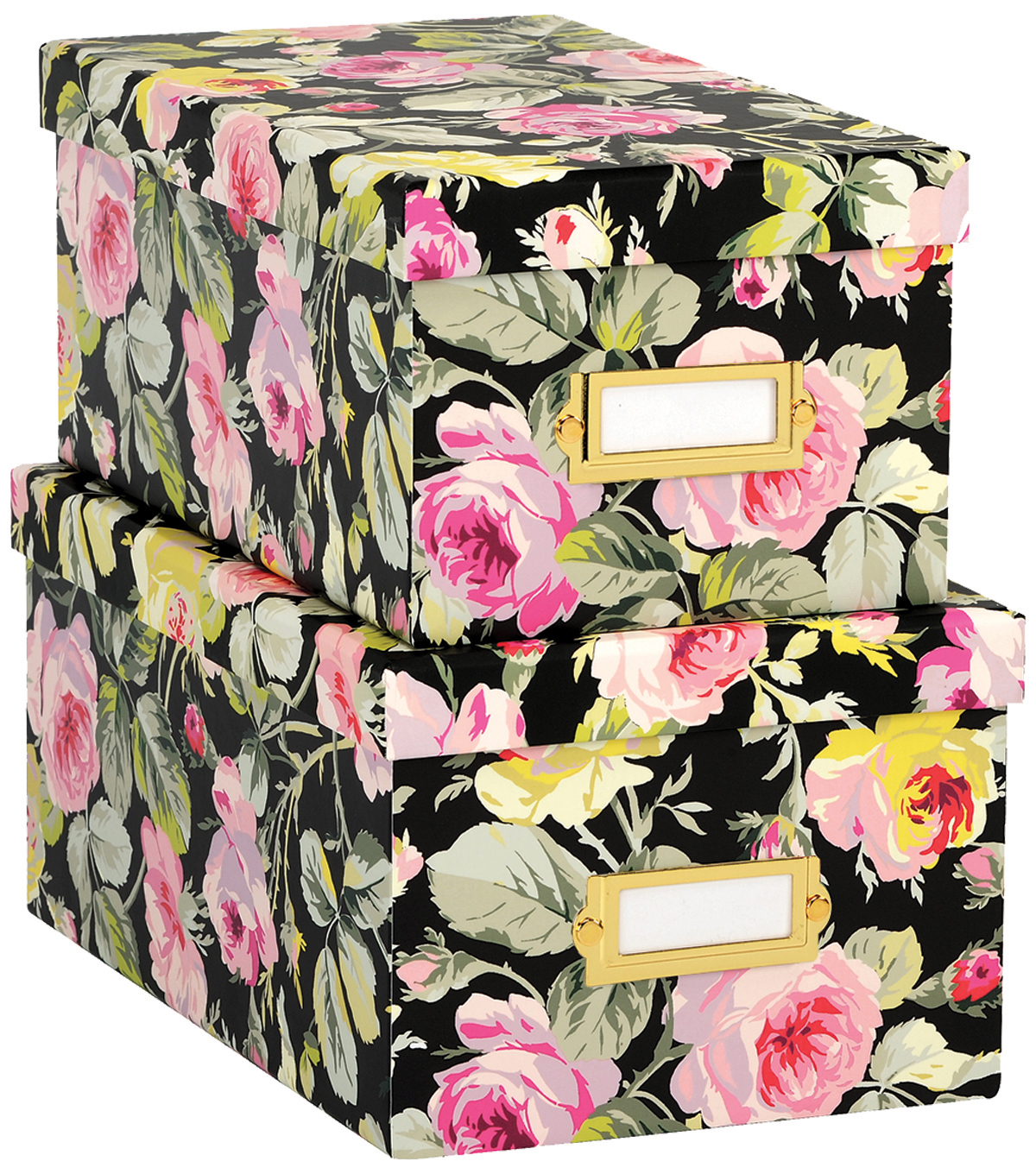 Anna Griffin Grace Black Nesting Boxes