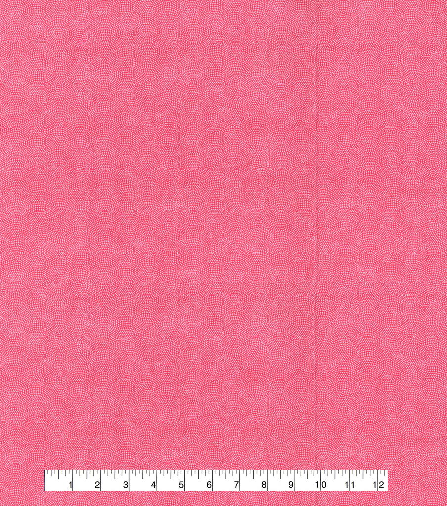 Made In America Cotton Fabric 44\u0027\u0027-Tiny Dots on Pink