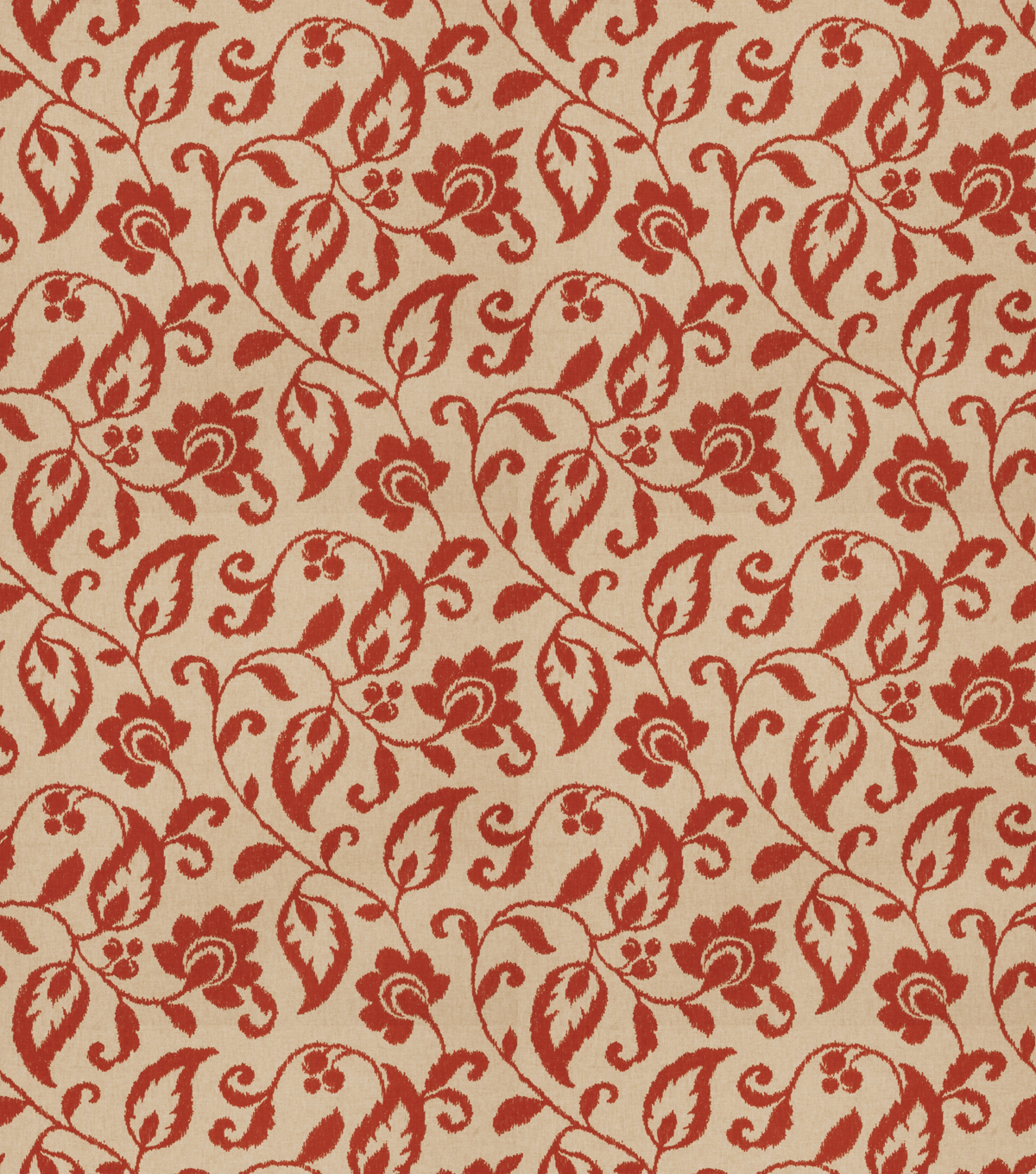 SMC Designs Upholstery Fabric 54\u0022-Colebrook/ Rouge