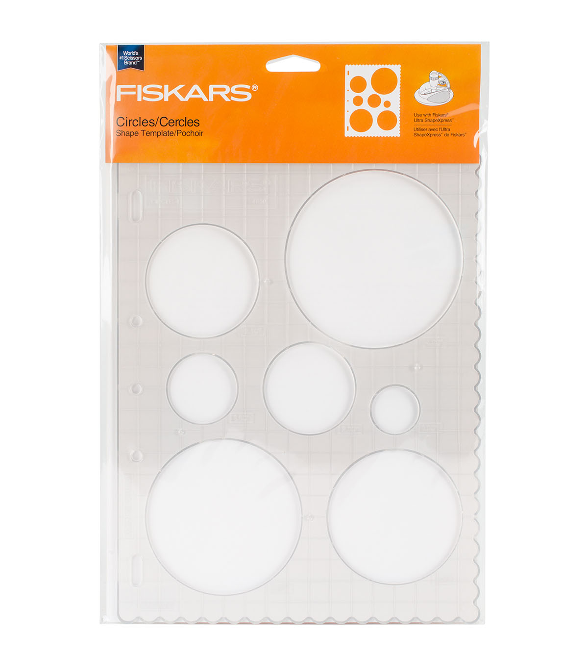 Fiskars ShapeTemplates-Many Designs!
