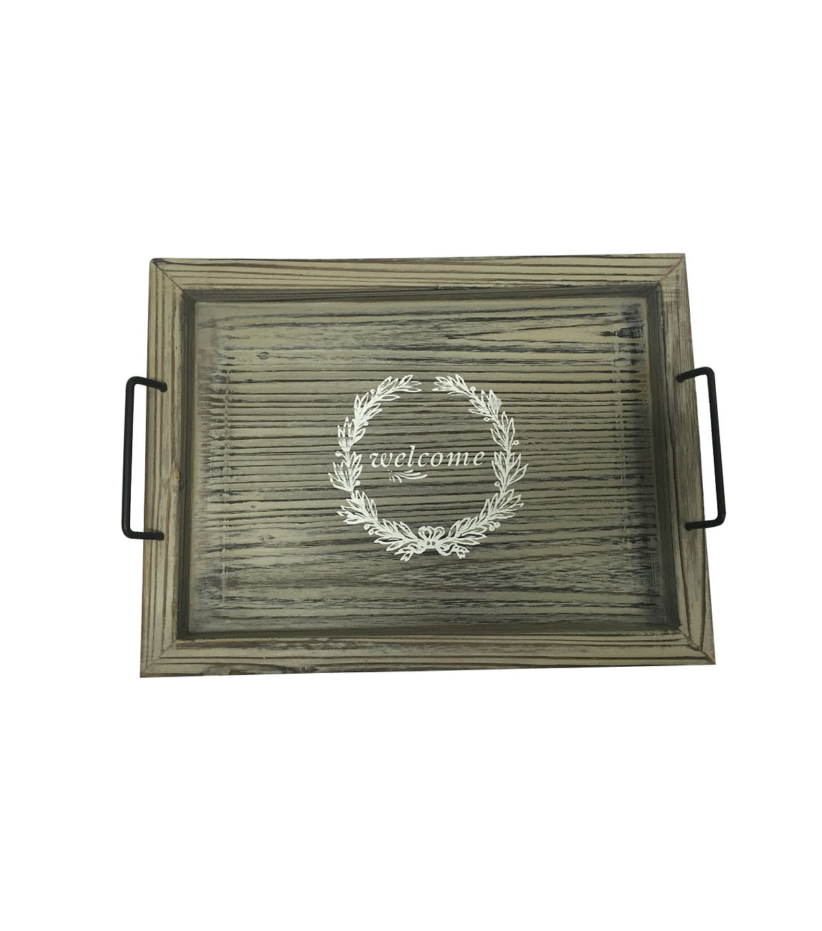 Fall Into Color Welcome Tray