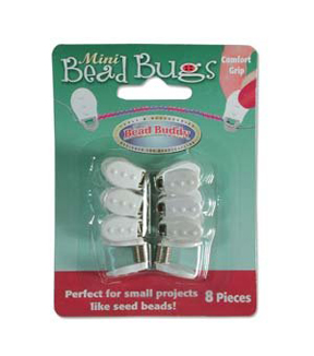The Bead Buddy 8 pk Mini Bead Bugs