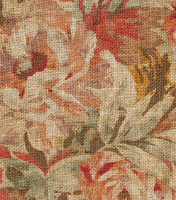 Waverly Upholstery Fabric 54\u0027\u0027-Antique Cast a Spell