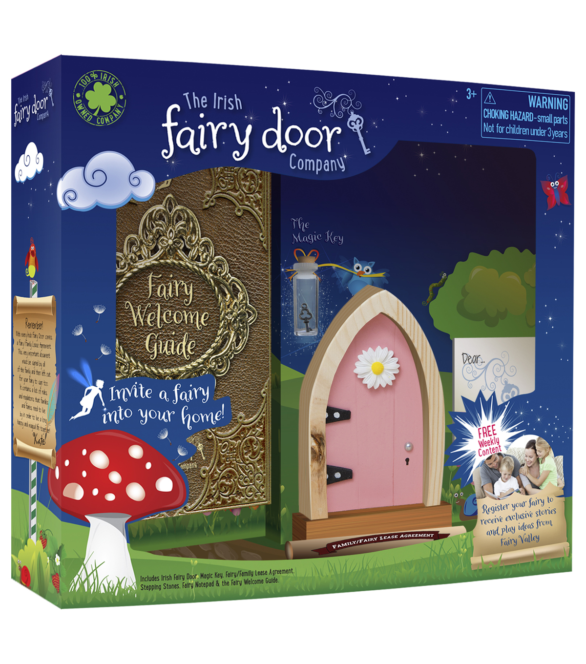 The Irish Fairydoor Company Fairy Door  sc 1 st  Joann & The Irish Fairydoor Company Fairy Door | JOANN pezcame.com