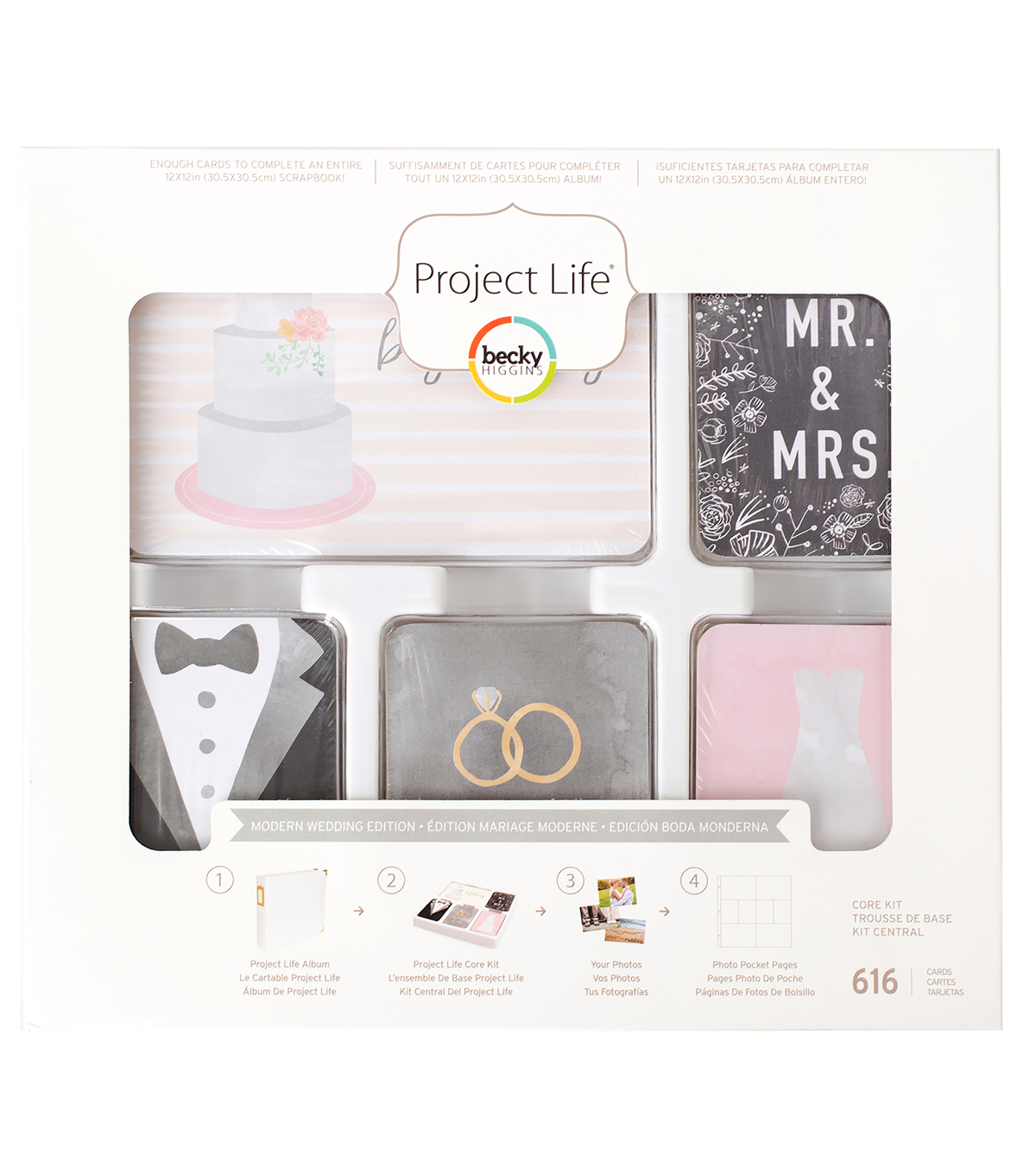 Project Life Core Kit-Wedding