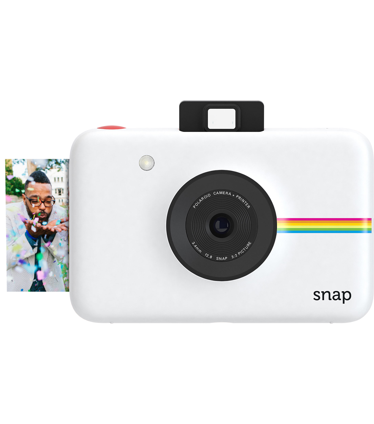Polaroid Snap Instant Print Camera-White