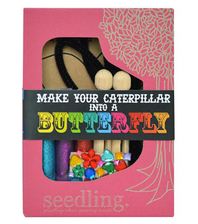 Seedling - Make your Caterpillar into a Butterfly