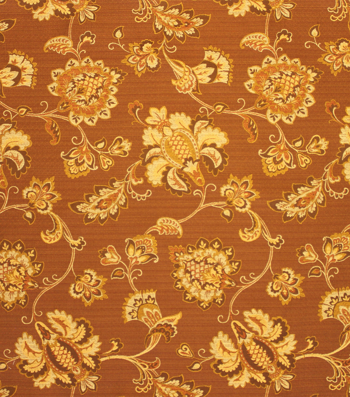 Home Decor 8\u0022x8\u0022 Fabric Swatch-Upholstery Fabric Barrow M8518-5268 Mahogany