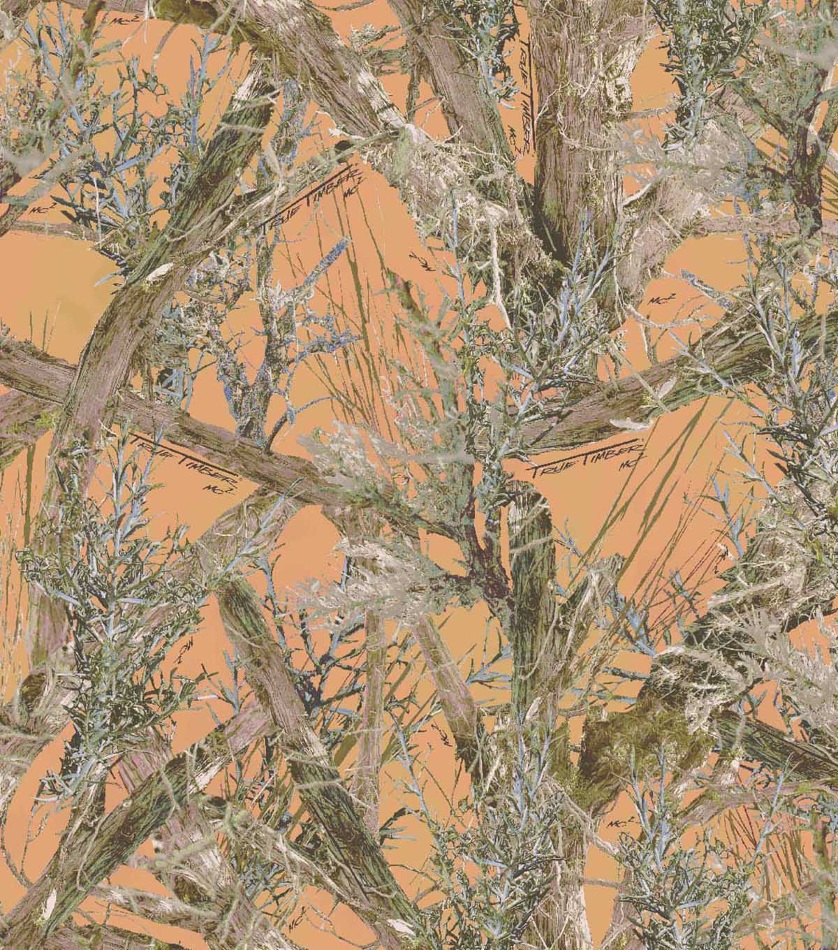"Camo Couture Satin Fabric 57""-TrueTimber Satin Gold"