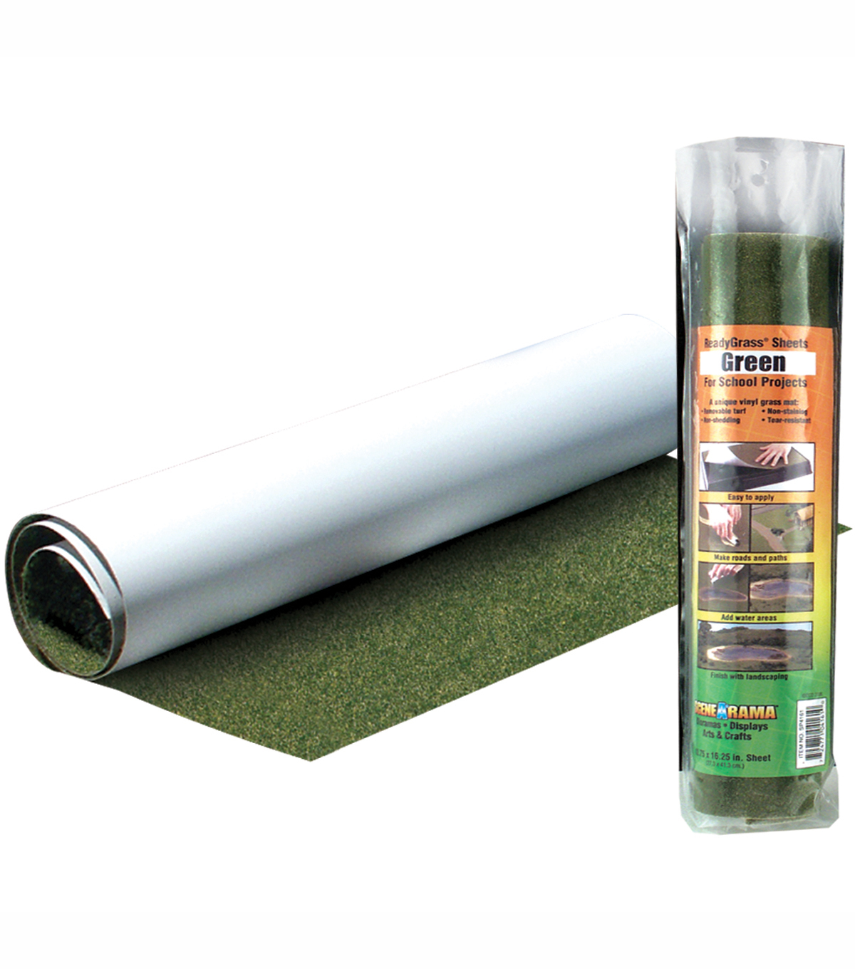 Green Grass Readygrass 1/pkg-10.6875\u0022X 7.3125\u0022