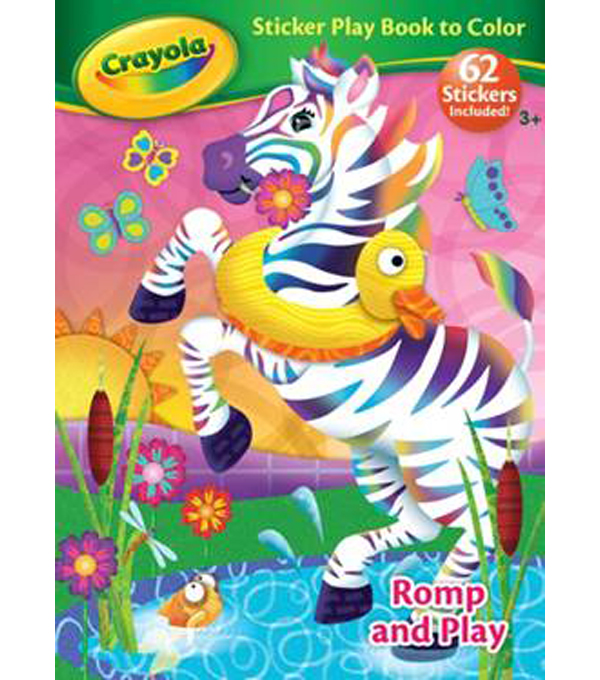 Crayola Animal Play Sbtc