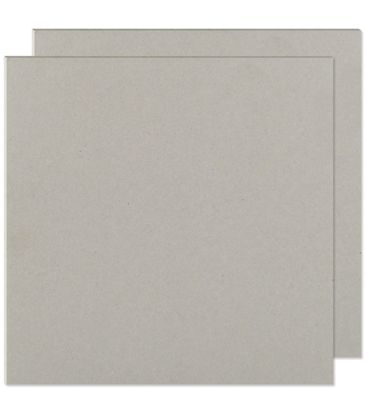 We R Memory Keepers 8\u0022x8\u0022 Cinch Book Board-2PK/Gray