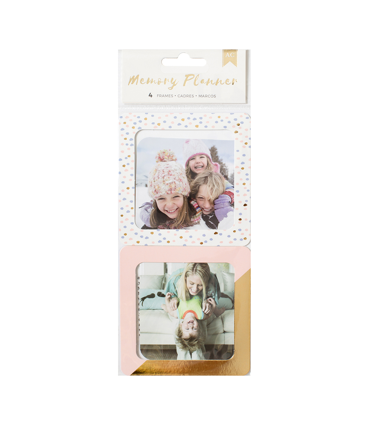 American Crafts™ Memory Planner Adhesive Photo Frames