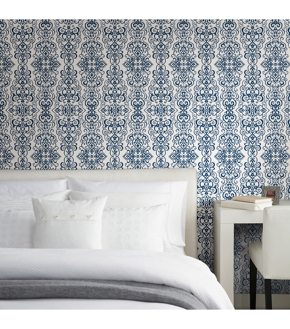 WallPops® NuWallpaper™ Marrakesh Stripe Peel and Stick Wallpaper