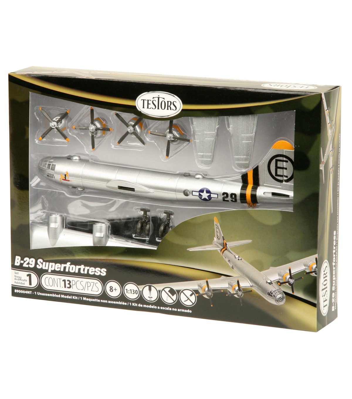 1:130 Scale B-29 Superfortress Model Kit