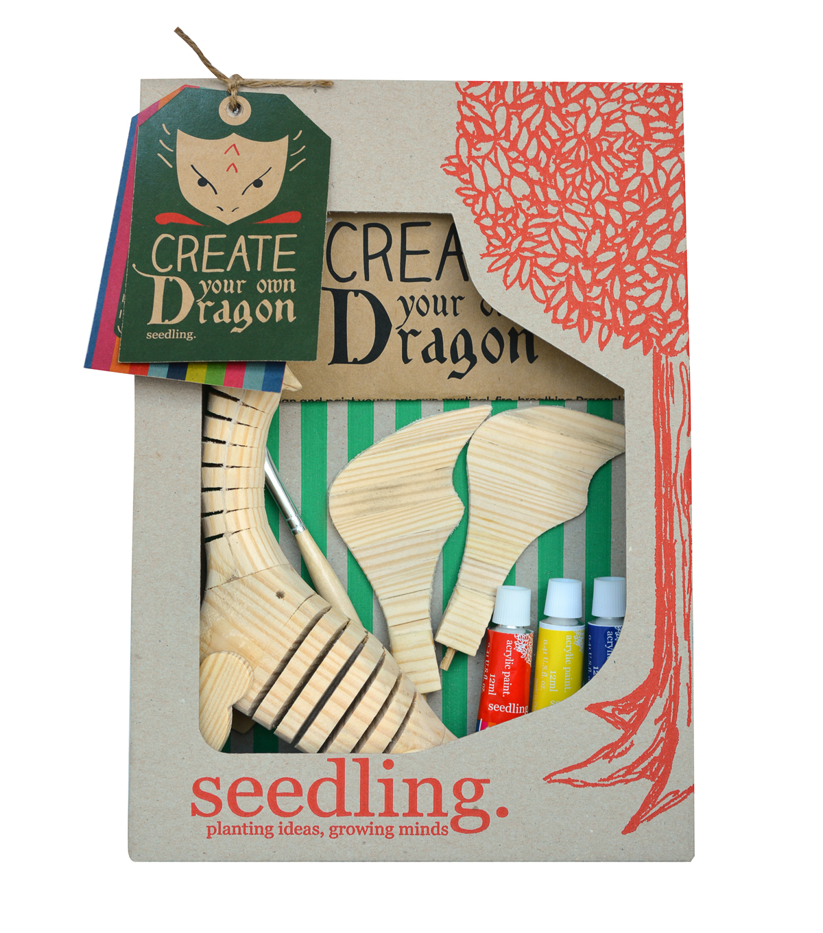 Seedling - Design a Dragon - Ready for Adventure