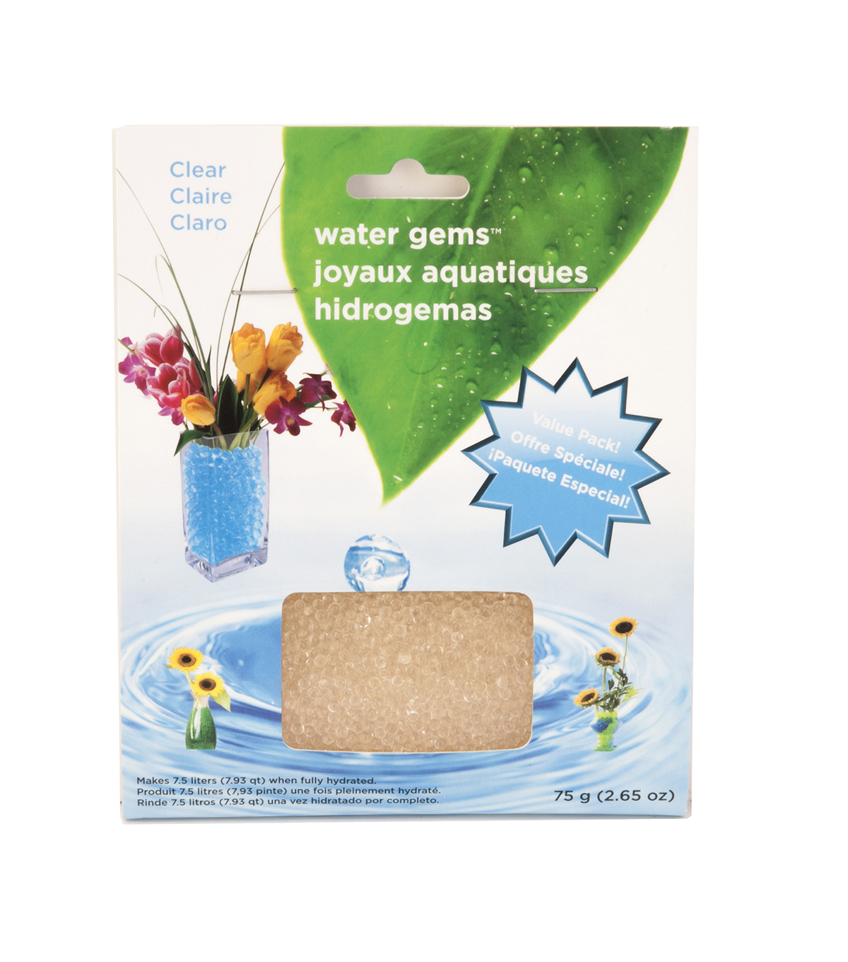 Panacea Products-Dry Water Gems Value Pack