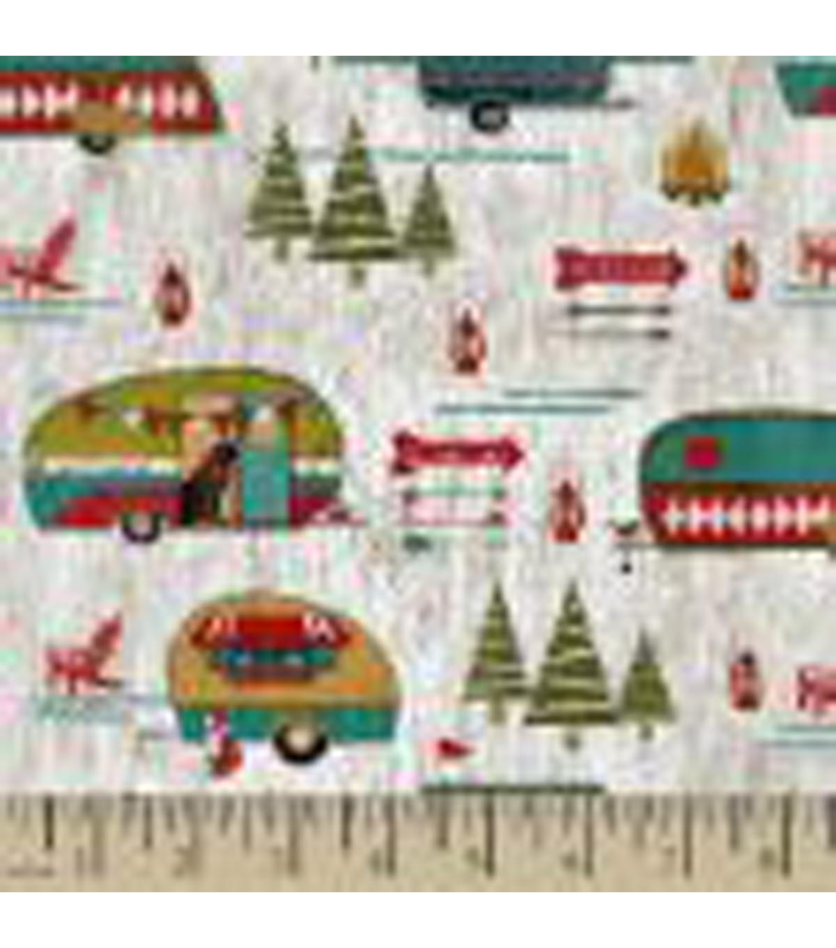 Legacy Studio Quilt Fabric- Happy Campers Lake House | JOANN : joann quilting fabric - Adamdwight.com