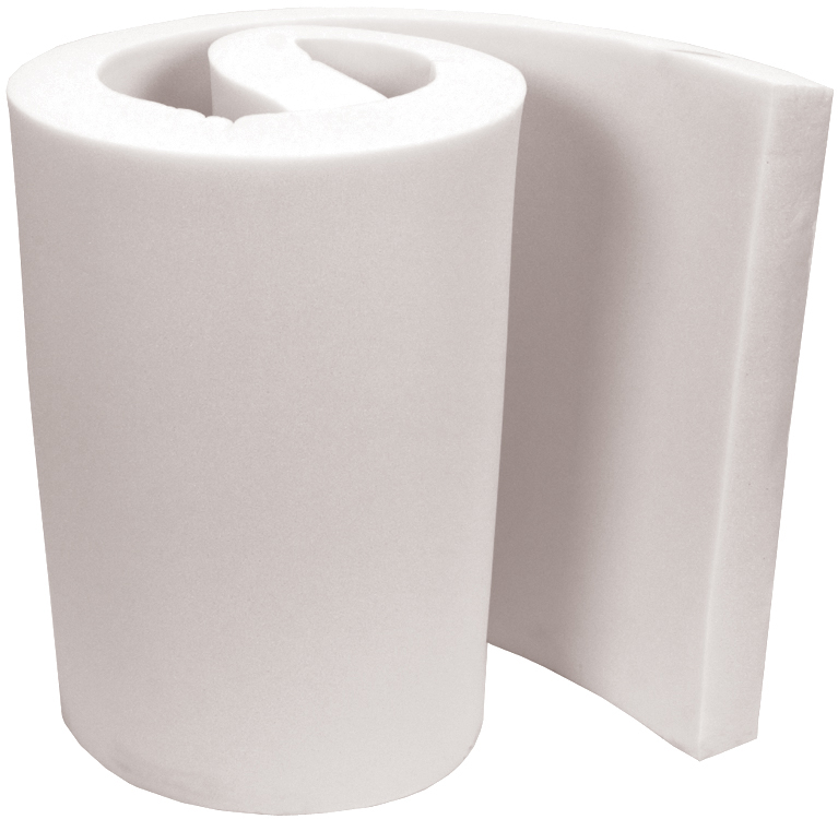 "Air-Lite Extra High Density Polyurethane Foam 3""x24""x82"""