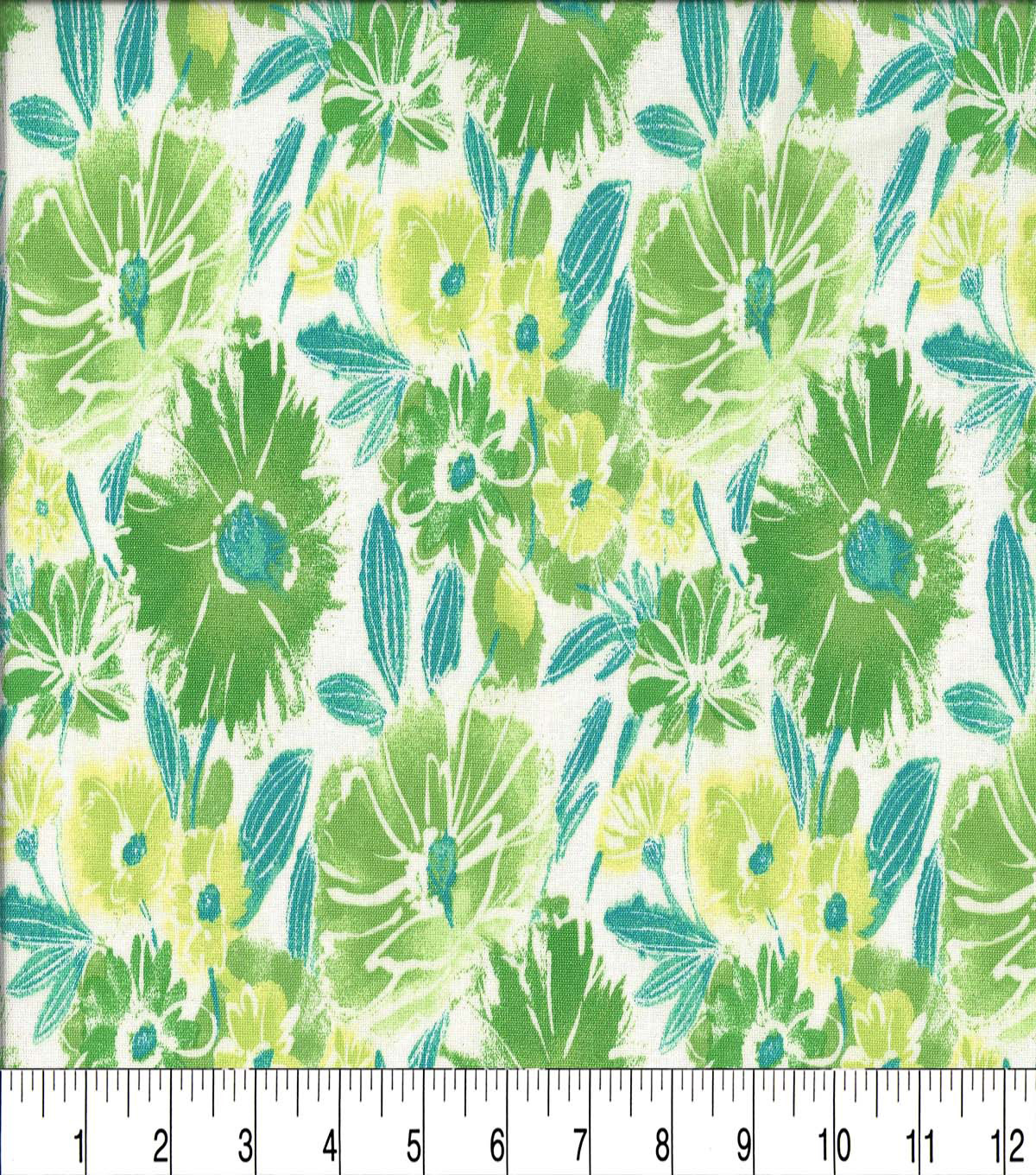 Keepsake Calico™ Cotton Fabric 44\u0022-Willa Green