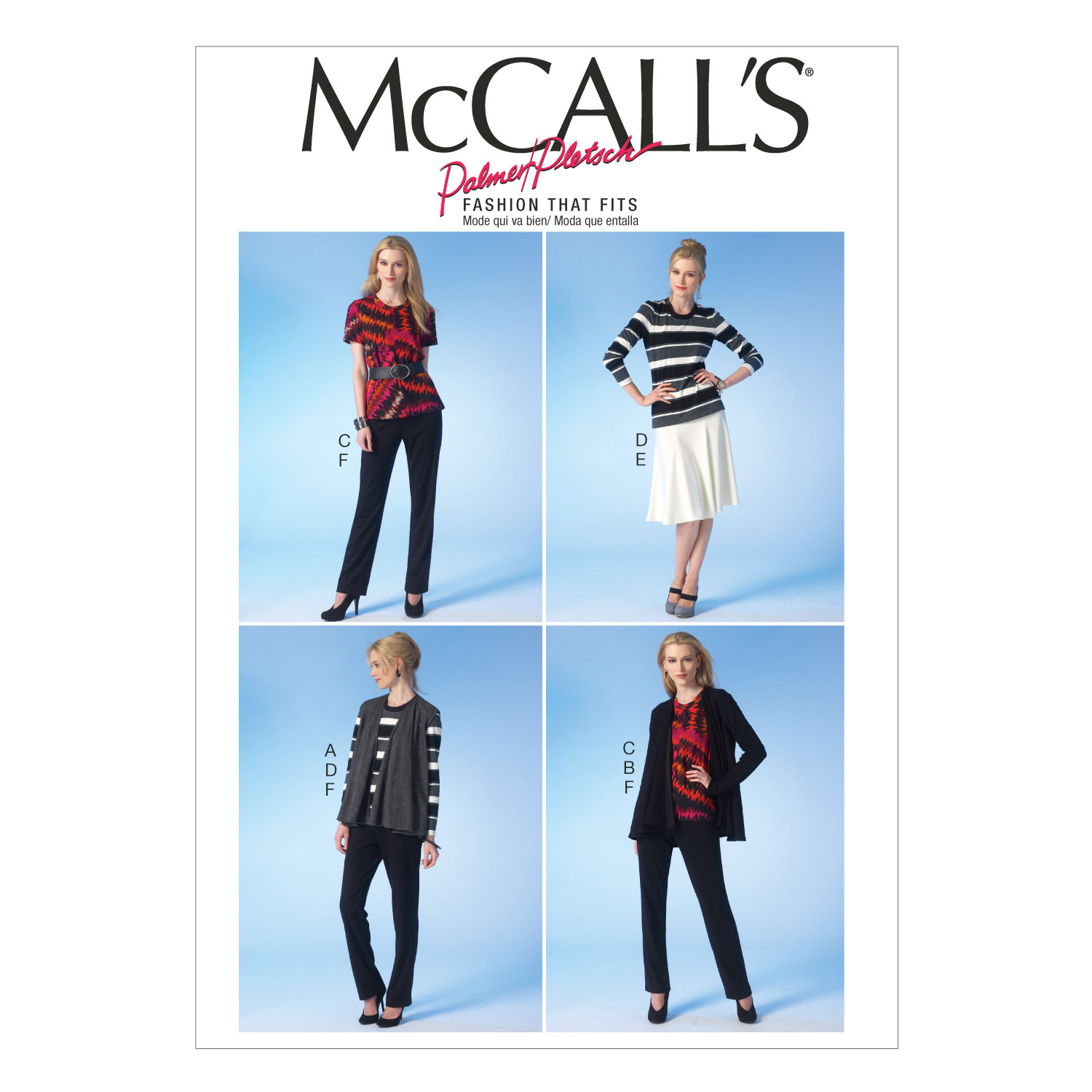 McCall's Misses Casual-M7059